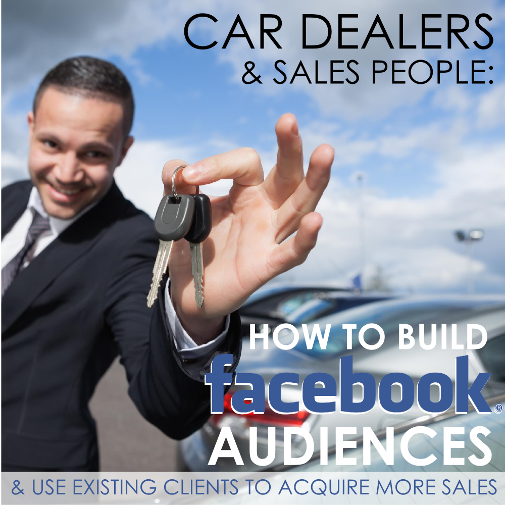 Michael Auto Sales >> Facebook Social Media Marketing for Car Dealerships and Auto Sales