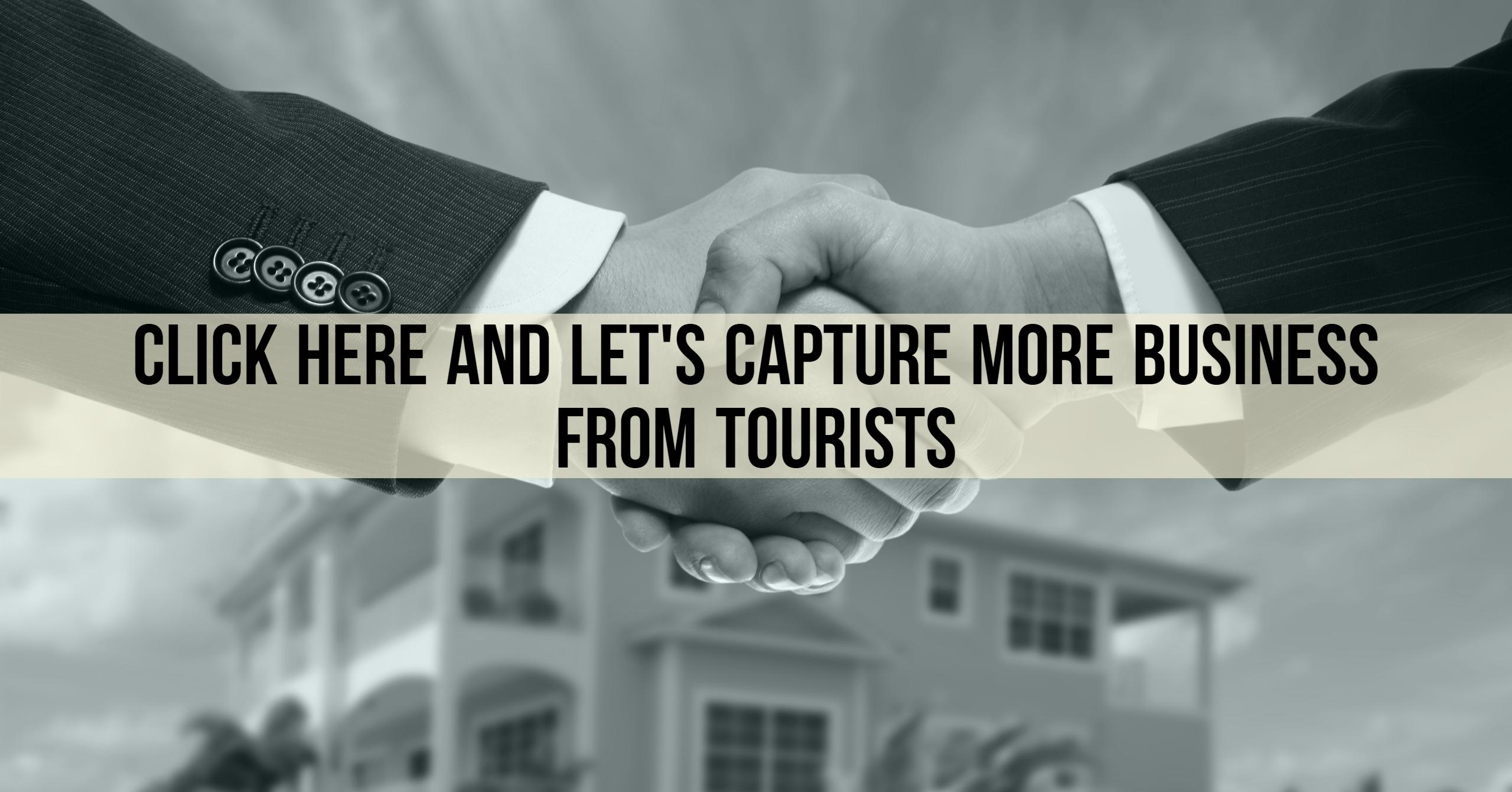 Click Here to Capture More Tourist Business on Facebook