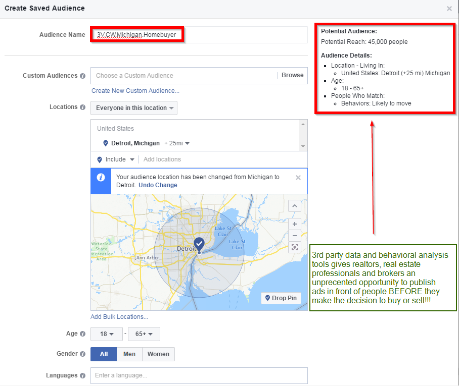 Facebook Ads for Real Estate Agents and Realtors