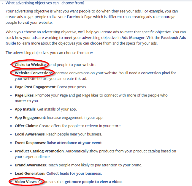 facebook-ad-types