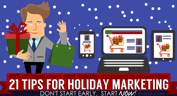 Detroit Retail Holiday Marketing Tips for 2015