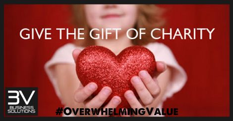 Small business get involved with charity during holiday shopping season