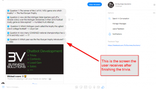 How to use chatbots for trivia