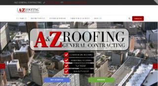 best-metro-detroit-web-design-AZ-Roofing